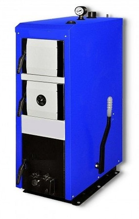 DOSTAWA GRATIS! 50072708 Kocioł zasypowy na węgiel 18kW z płaszczem wodnym (pojemność komory paliwa: 55 dm3) - spełnia anty-smogowy EkoProjekt