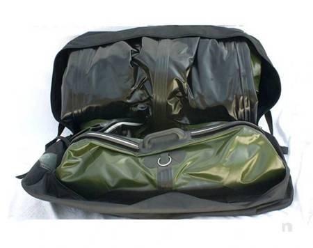 KOLAG Ponton turystyczno-wędkarski, 3-4 osób (dopuszczalne obciążenie: 400 kg, wymiary: 300x160 cm) 22678180