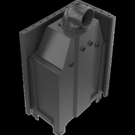 KONS Wkład kominkowy 17kW MBA BS (lewa boczna szyba bez szprosa) - spełnia anty-smogowy EkoProjekt 30046779