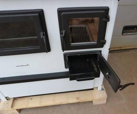 POMA Kuchnia, angielka 7,5kW MBS Triend, bez płaszcza wodnego (spaliny: lewy, kolor: beżowy) - spełnia anty-smogowy EkoProjekt 88870277
