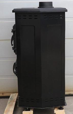 POMA Piec wolnostojący MBS 2-11kW Hit (kolor: czarny) - spełnia anty-smogowy EkoProjekt 88872835
