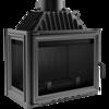 Wkład kominkowy 8kW Maja (lewa boczna szyba) - spełnia anty-smogowy EkoProjekt 30040899
